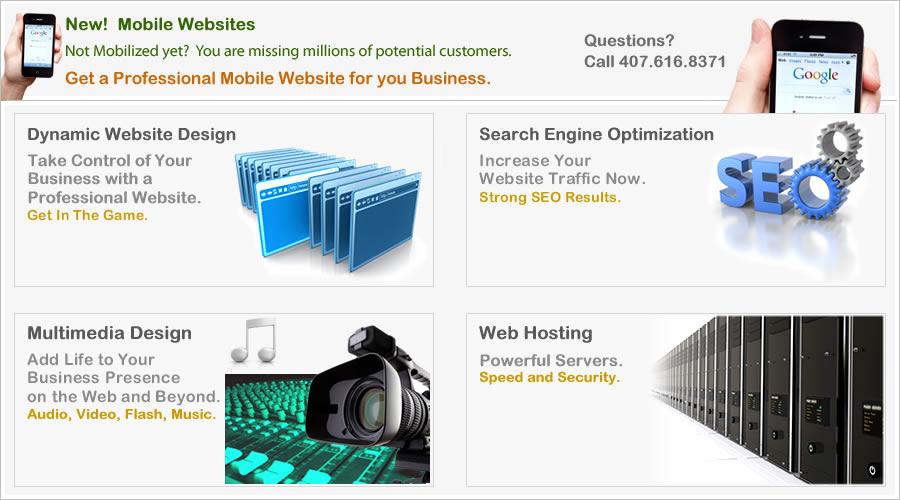 Orlando Website Design Companies