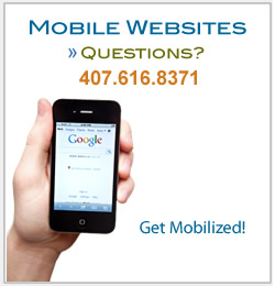 Orlando FL mobile web and seo design companies.